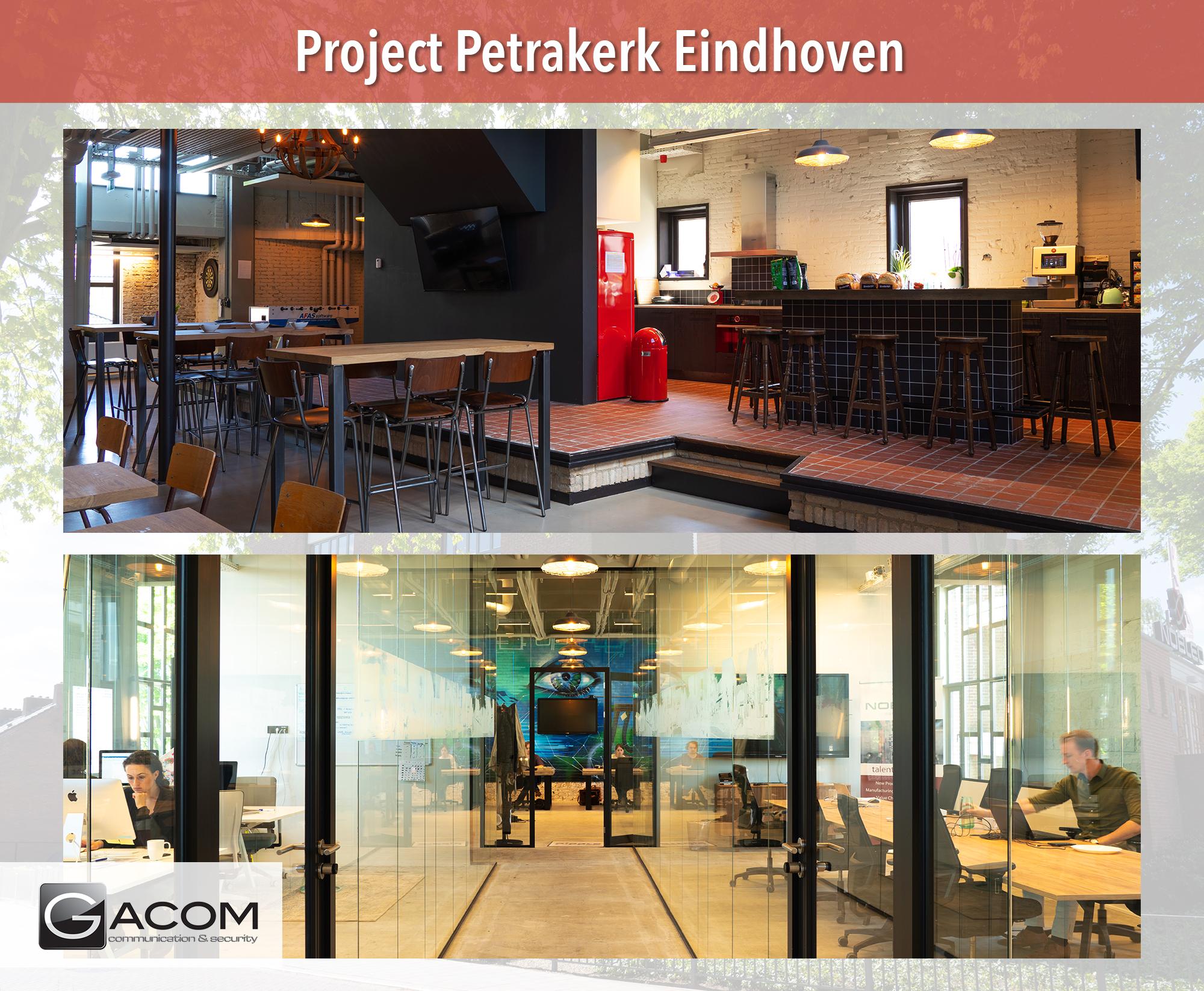 Project petrakerk Eindhoven