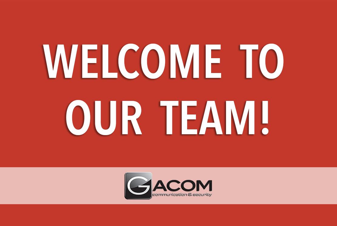 Gacom team uitgebreid