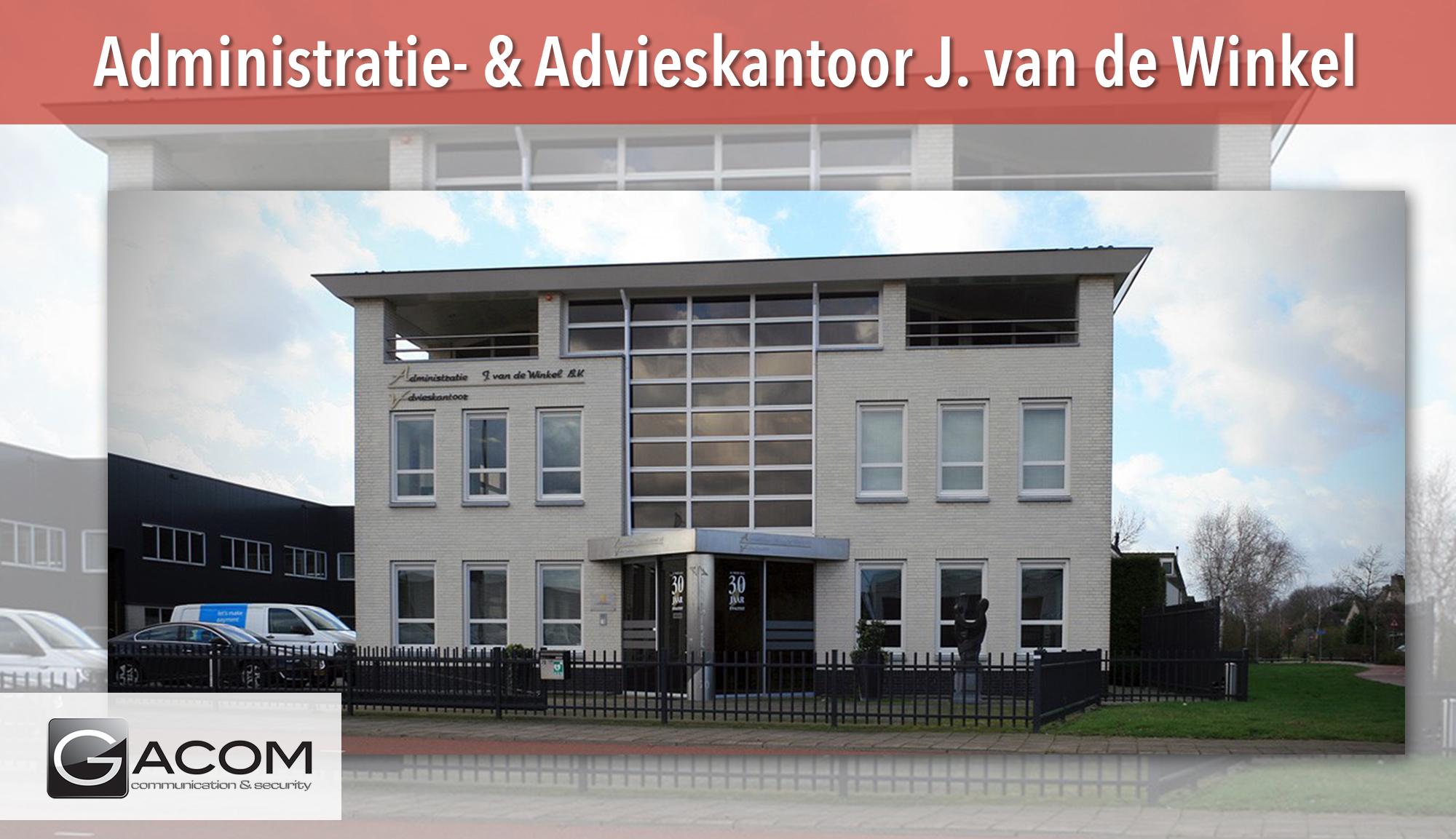 Administratie- en advieskantoor j. van de winkel