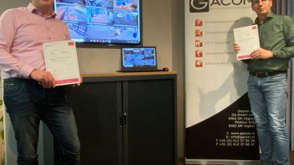 Gacom_Projecteringsdeskundige Video Surveillance Systems