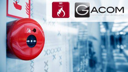 Gacom- Branddetectie