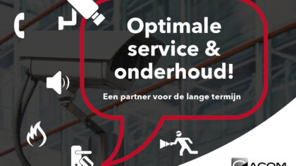 Gacom optimale service en onderhoud