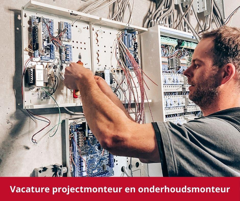 Gacom vacature projectmonteur en onderhoudsmonteur